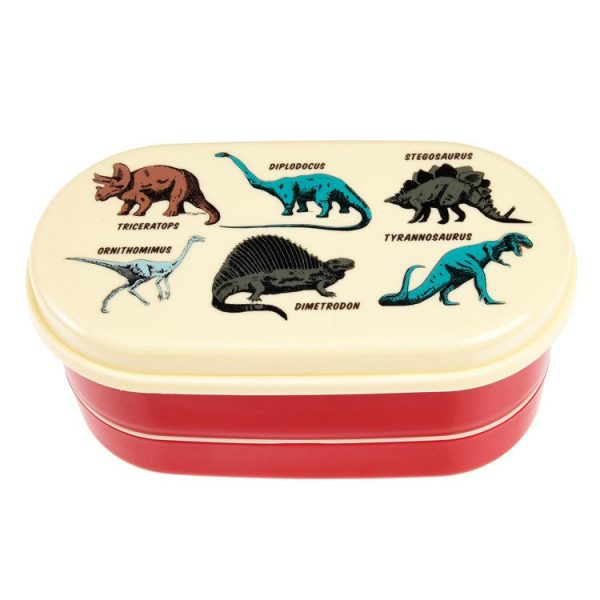 LUNCHBOX BENTO, DINOZAURY, REX LONDON