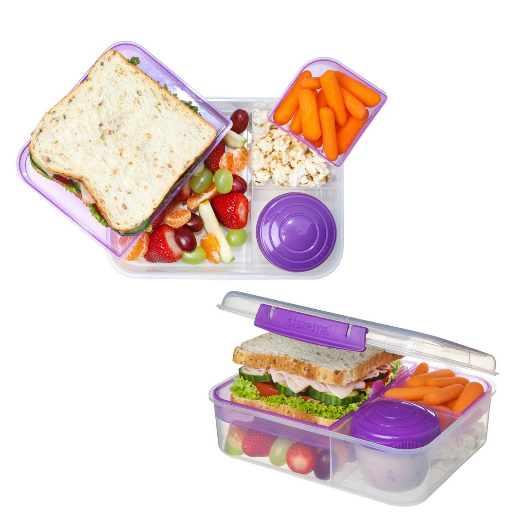 Lunchbox Bento Lunch To Go